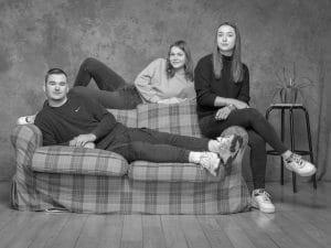 photographe de famille, portrait de Famille, studio photo, photographe famille Champagne Ardenne