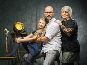 photographe de famille, portrait de Famille, studio photo, photographe famille Ardennes